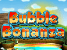 Bubble Bonanza в казино онлайн