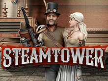 Steam Tower – автомат на веб-сайте Слотозал